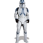 Deluxe Star Wars Clone Trooper Child Costume