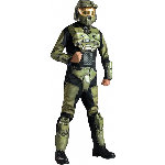 Deluxe Master Chief Costume CU888759