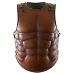 LARP Leather Muscle Breastplate DC-366