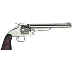 Smith and Wesson M1869 Revolver Nickel Non Firing FD1008NQ