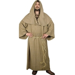 Medieval Monks Robe and Hood GH0041