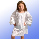 Medieval Kids Short Cotton Chemise KS-210