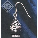 Celtic Earrings TE683