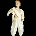 Childs Cotton Medieval Bloomers TT-110