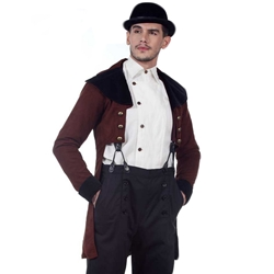 19th Century Tailcoat Plus Size C1278