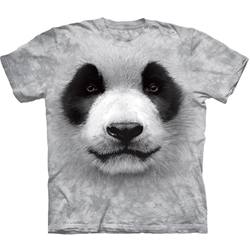 Big Face Panda Adult 2X-Large T-Shirt 43-1035580