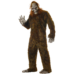 Big Foot Adult Costume 100-155314