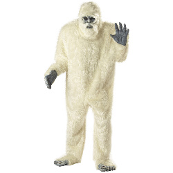 Abominable Snowman Adult Costume 100-179031