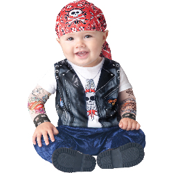 Born to be Wild Infant/Toddler Costume 100-218320