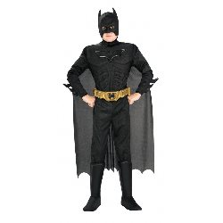 Deluxe Muscle Chest Batman Costume CU883104