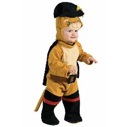 Shrek - Puss in Boots Infant/Toddler Costume