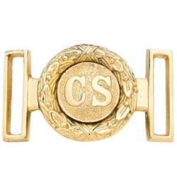 Civil War Officers Belt Buckle